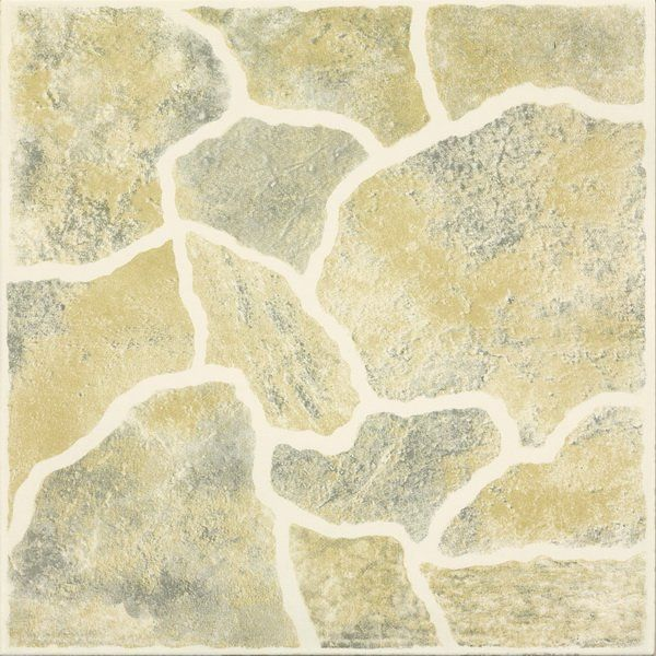 Ceramic stone tile