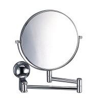 Зеркало WassefKRAFT двухстороннее и с 3-х кратным увеличением