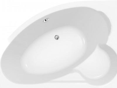 Ванна Cersanit KALIOPE 153x100 L/R