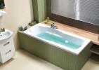 Ванна прямоугольная Cersanit SANTANA 160x70