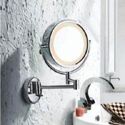 Увеличительные зеркала для ванной