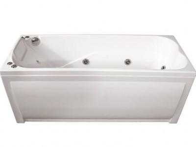 Ванна акриловая гидромассажная Triton Чарли 150x71