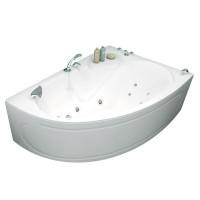 Ванна акриловая гидромассажная Triton Изабель 170x100 L/R