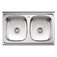 Мойка для кухни Ledeme L98050B 80x50