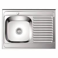 Мойка для кухни Ledeme L98060 / L68060 80x60