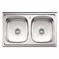 Мойка для кухни Ledeme L98060B 80x60