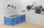 Пластиковый экран под ванну Метакам Премиум А 1,5
