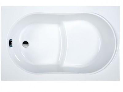 Ванна акриловая Sanplast WPzs/CL 120х75