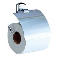 Держатель WasserKRAFT Oder для туалетной бумаги с крышкой