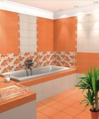 Ретро оранжевый
