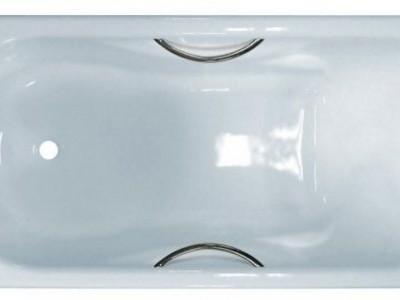 Ванна чугунная Универсал Cибирячка с ручками 170x75