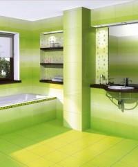 Стиль зелёный