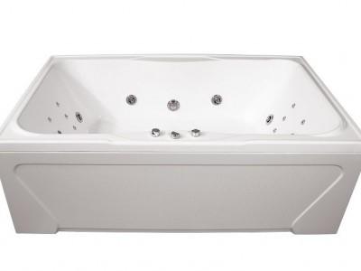 Ванна акриловая гидромассажная Triton Соната 180x115