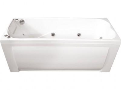 Ванна акриловая гидромассажная Triton Берта 170x70