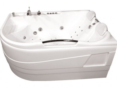 Ванна акриловая гидромассажная Triton Респект 180x130 L/R